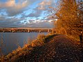 Abbotsford-Mission bridge at sunset - panoramio.jpg