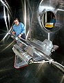 Abe Silverstein Supersonic Wind Tunnel (9417276026).jpg
