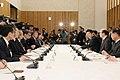 Abe and First Novel Coronavirus Expert Meeting.jpg