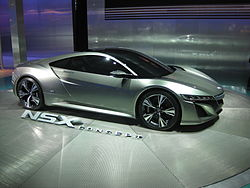 Acura Wiki on Honda Nsx   Wikipedia
