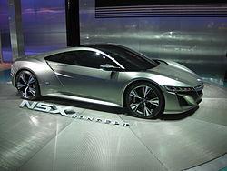 Acura Wiki on Honda Nsx   Wikipedia
