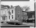 Adam Lynn House (third), 104 South Saint Asaph Street, Alexandria, Independent City, VA HABS VA,7-ALEX,169-1.tif