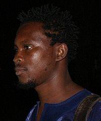 Aderemi Adegbite in Dakar, Aderemi.jpg