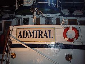 Admiral 1956 Name Tallinn 4 November 2005.JPG