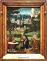 Adriaen isenbrandt (stile di), san girolamo, 1550 ca.jpg