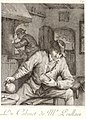 Adriaen van Ostade - A Drinker in a Tavern with a Smoker at a Hearth codecent00poul 0153 (cropped).jpg
