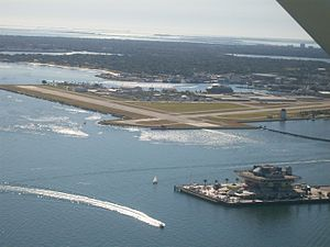 Albert Whitted Airport - Albert Whitted Airport in 2006