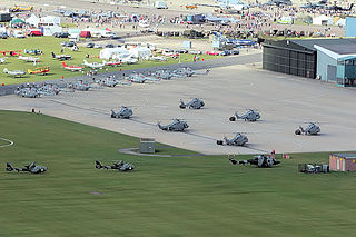 RNAS Yeovilton (HMS <i>Heron</i>) Royal Naval Air Station in Somerset, England, United Kingdom