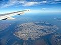 Aerial photography Xiamen Island.JPG