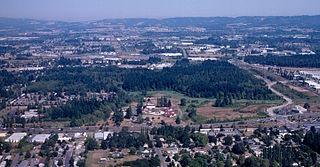 Unincorporated community in Oregon, United States
