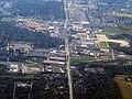 Aerial view of Randall Road corridor, September 2018.JPG