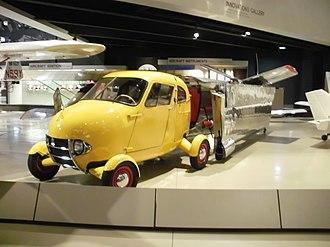 Aerocar - Aerocar at the EAA AirVenture Museum