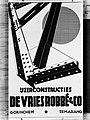 Affiche van het bedrijf De Vries Robbé, Bestanddeelnr 189-0454.jpg