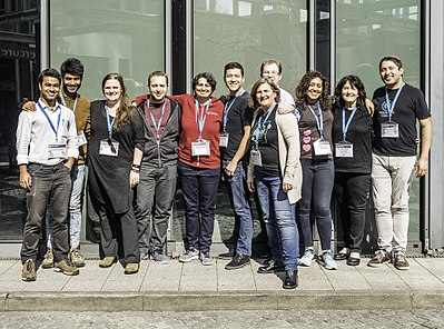 Affiliations Committee at Wikimedia Conference 2017.jpg