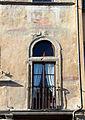 Affreschi della facciata di palazzo dell'antella, 1619, primo piano 08 giove ed ercole (gdsg) e pittura.JPG