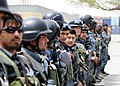Afghan National Civil Order Police prepare for operations in Afghanistan. (4530204687).jpg