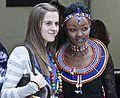 Africa Day 2010 - Best Dressed Female And Friend (4615053719).jpg