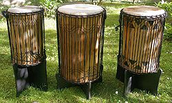 African bass drums.JPG