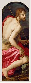 Agnolo Bronzino (Italian - St. John the Baptist - Google Art Project.jpg
