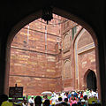 Agra Fort - views inside and outside (47).JPG