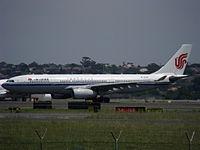 Air China Airbus A330-200 B-6132 Sydney Airport.jpg