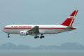 Air Mauritius Boeing 767-200ER 3B-NAL HKG 2006-9-4.png