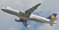 D-AIUE - A320 - Lufthansa