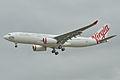 Airbus A330-200 Virgin Australia (VOZ) F-WWYD - MSN 1452 - Named Duranbah beach - Will be VH-XFH (9839691616).jpg