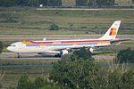 Airbus A340-313 'EC-GHX' (27193051982).jpg