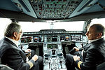 Airbus A350 demonstration at Tehran Mehrabad Airport (7).jpg