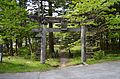 Akagi-jinja (Fujimi) motomiya torii.JPG