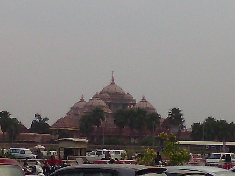 File:Akashrdham temple.jpg