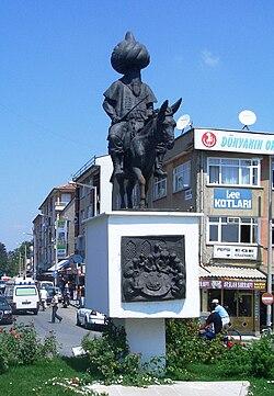Aksehir Nasreddin Hoca Monument.jpg