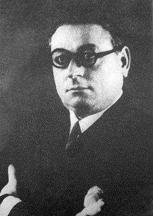 Alberto Gerchunoff - Alberto Gerchunoff