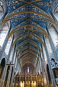 Albi cathedral - innver view.jpg