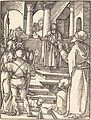 Albrecht Dürer - Christ before Pilate (NGA 1943.3.3647).jpg