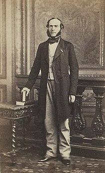 Album des députés au Corps législatif entre 1852-1857-Le Peletier d'Aunay.jpg