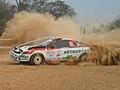 Alejandro Galanti - Toyota Celica ST185 - Trans-Chaco Rally 2010 - Bergen.jpg