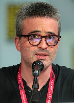 Alex Kurtzman San Diegon Comic-Conissa 2014.