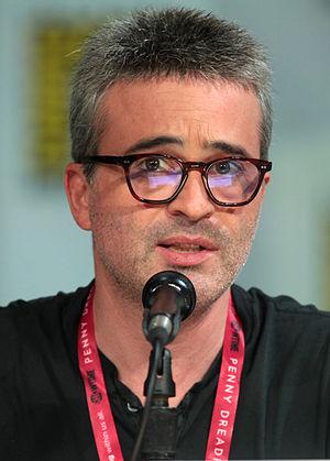 Roberto Orci - Orci's longtime writing partner Alex Kurtzman