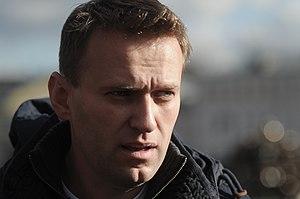 affiche Alexei Navalny