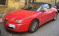 Alfa Spider facelift.JPG