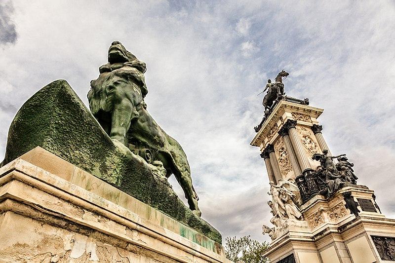 Archivo:Alfonso XII by fenlio.jpg