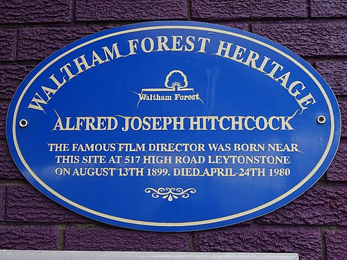 Alfred joseph hitchcock (waltham forest heritage)