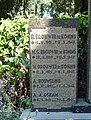 Algemene Begraafplaats Oud-Alblas. Oorlogsmonument (2).jpg