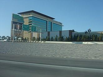 Aliante Casino and Hotel - Aliante Station in 2012