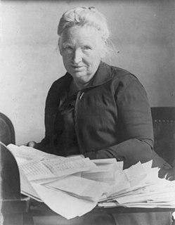 Alice Mary Robertson American politician
