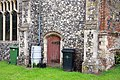 All Saints, Wheatacre, Norfolk - Doorway - geograph.org.uk - 1481775.jpg