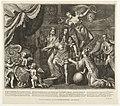 Allegorie op de aanstelling van Willem III als koning van Groot-Brittannië, 1689, RP-P-1906-2990.jpg