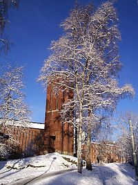 Allhelgonakyrkan i Göteborg, den 20 december 2004c..JPG
